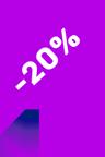 Лента -20%21